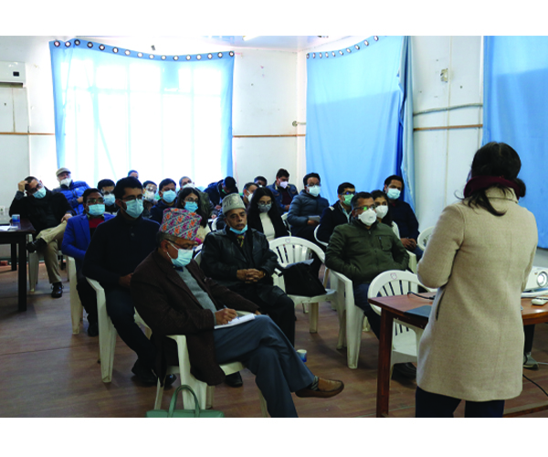 Continuing Medical Education: TB Diagnosis & Management (Three-Day Event)