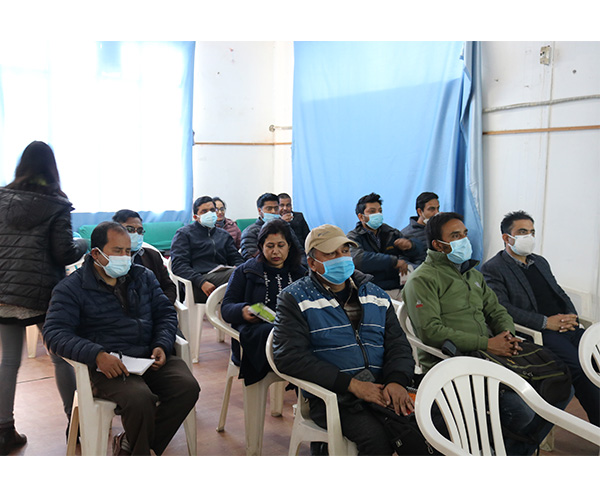 Continuing Medical Education: TB Diagnosis & Management - Day 3