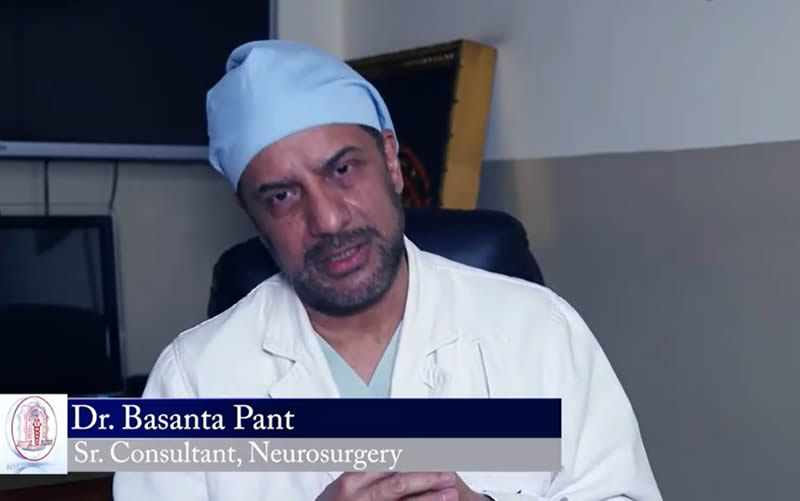 COVID-19 Message from Sr. Consultant Dr. Basanta Pant